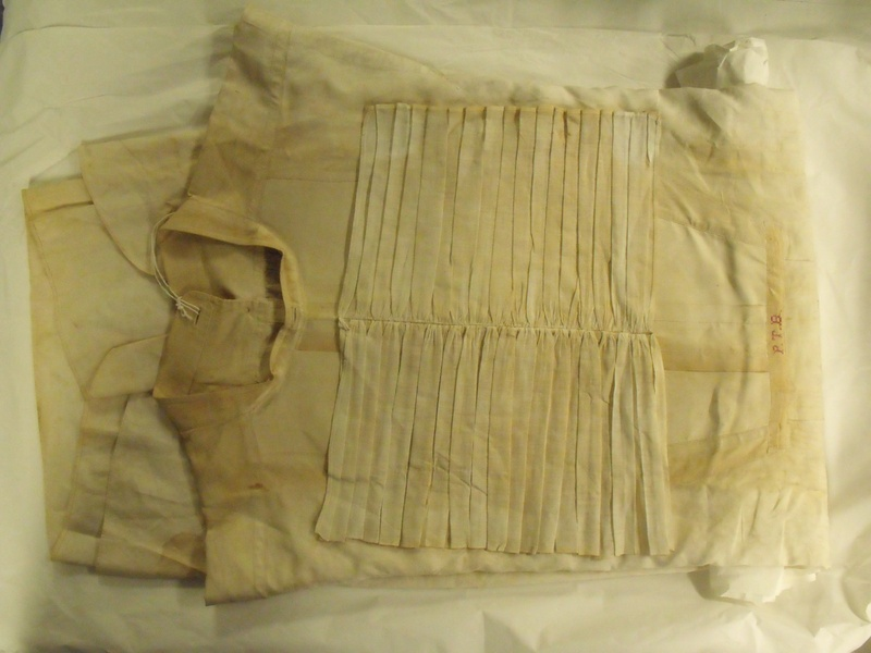 Victorian Pleated Dress Shirt